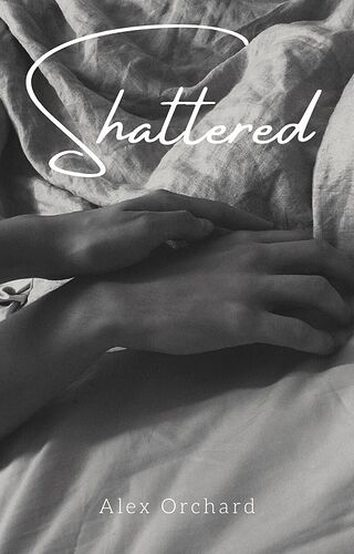 Shattered new cover