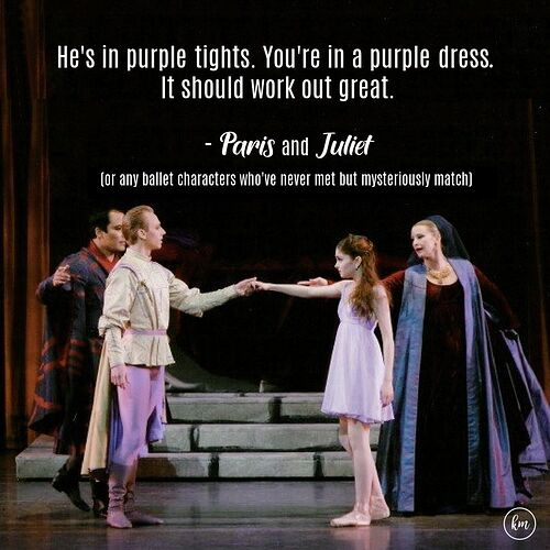 Juliet's Entrance & Ballroom Scene with Commentary _ Kathryn Morgan