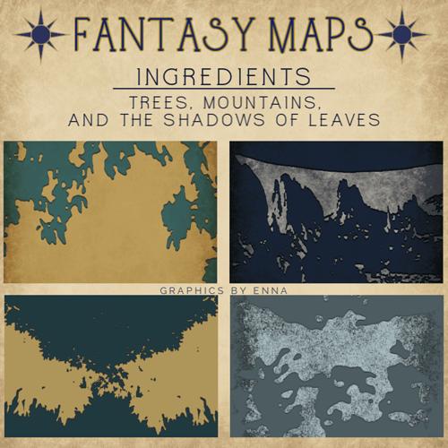 Fantasy Maps collage legal c