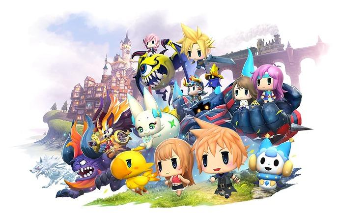 World_of_Final_Fantasy_Characters_and_Mega_Mirage_Summons