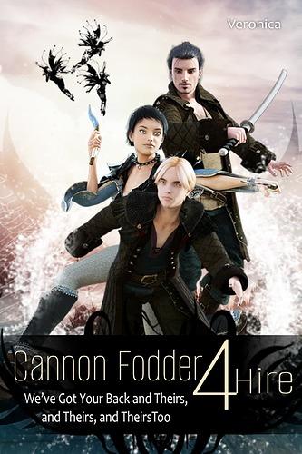 Cannon Fodder 4 Hire Tapas