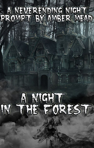 A Night in the Forest - Book Cover - redone