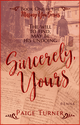 premade Sincerely, Yours usable title c