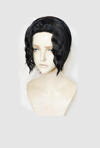 Raizo's New hair